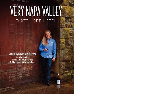 Very Napa Valley - February 2018